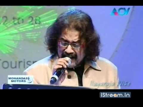 Ilayaraja Nite: Hariharan Sings  'ennai Thalatta Varuvala....' video