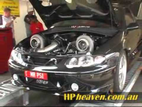 MR PSI 1731HP Dyno run at VIC Supercruz