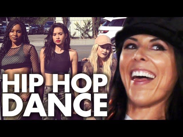 We Became a HIP HOP DANCE CREW?! (Get Jacked)