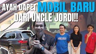 Download lagu The Onsu Family - Ayah dapet MOBIL BARU dari Uncle Jordi!!