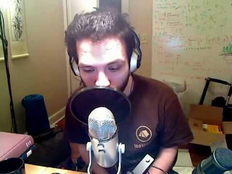 Audio-Technica AT2020 USB vs Blue Yeti USB microphone audio test - YouTube