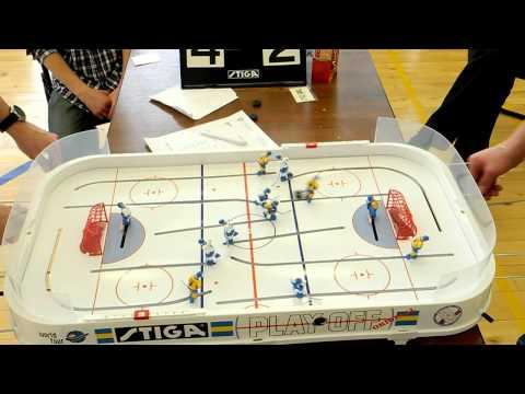Table Hockey. Moscow Cup 2013. Borisov-Koshman. Game 4