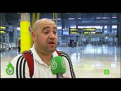 """""""Jordi Alba me dijo que me iba a arrancar la cabeza"""", el futbolista ha pedido disculpas"""