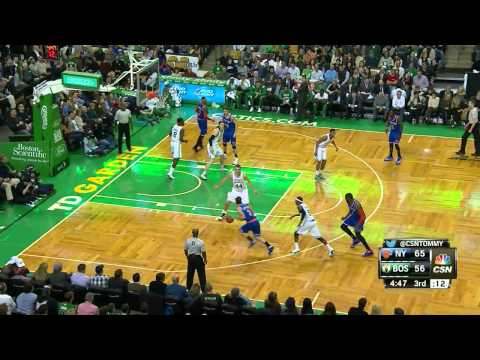 Amare Stoudamire Highlights Knicks vs. Celtics 12.12.2014 - 20 Points, 7 Rebounds