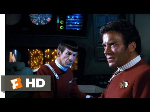 Star Trek: The Wrath Of Khan (4/8) Movie CLIP - Kirk Beats Khan (1982) HD