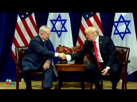 PM Netanyahu Meets with US President Trump