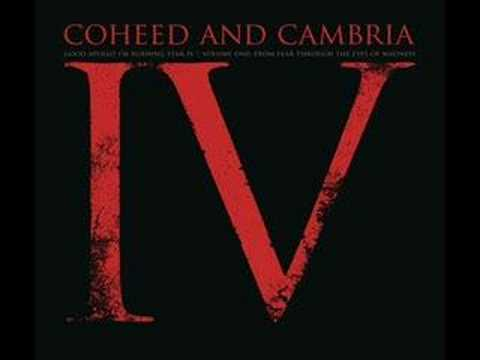 Coheed & Cambria - Keeping The Blade