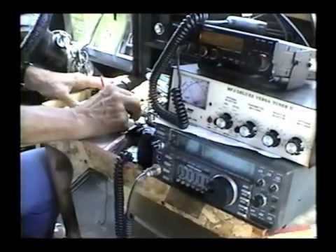 Amateur Radio Field Day Mt. Pleasant, Iowa (part 1)