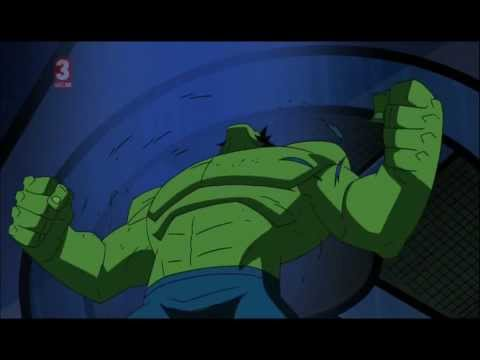 the avengers earth's mightiest heroes hulk transformations