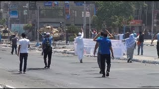 Unarmed Protestors Shot and Killed in Egypt (Graphic Video Warning)  8/17/13