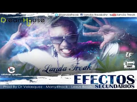 Landa Freak - Efectos Secundarios (Audio)