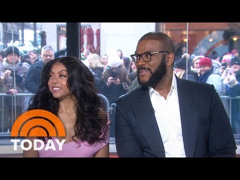 Tyler Perry And Taraji P. Henson Dish On Their New Thriller 'Acrimony'   TODAY