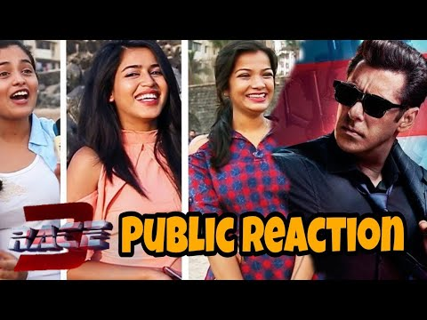 RACE 3 Public Review,RACE 3 Public Reaction,Race 3 full movie Review by Audience