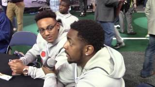 TigerNet.com - Shadell Bell interviews Brian Dawkins, Jr