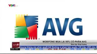 Mobifone mua lại 95% truyền hình AVG(nhầm logo AVG