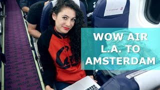download lagu Flight Report Wow Air L.a. To Amsterdam Day 572 gratis