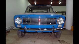 Интересная находка: ВАЗ-2101 1978 года с пробегом 3273 км!