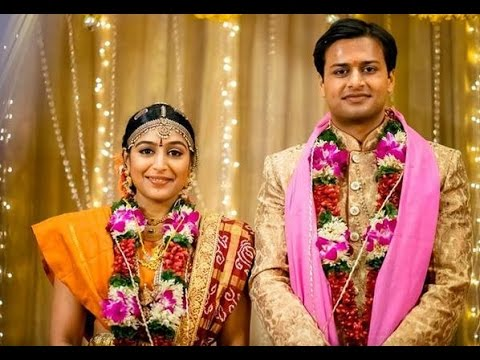 Actress Padmapriya gets married to Jasmine Shah | Cinema news | Wedding Video