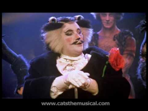 Bustopher Jones   Cats the Musical - YouTube