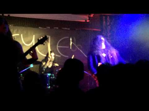"""Nargaroth live @ cycle (firenze) (with """"possessed by black fucking metal""""))"""