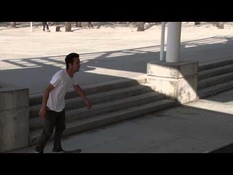 SKATEBOARDING  - JORDAN HOFFART -  RAW PT.2