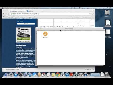 UPDATED How to do GPU Bitcoin Mining on a Mac Easily