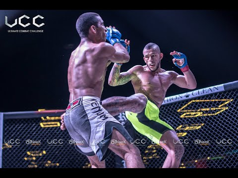 "MMA Super Fight Colombia vs Panama. Santiago ""El Santo"" Herrera vs Edgar ""Nemo"" De Leon."