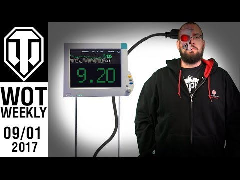 World of Tanks Weekly #27 - Hallelujah It's Raining Discounts