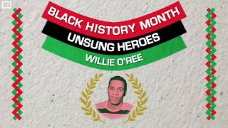 Willie O'Ree is the Jackie Robinson of Hockey Black History Month Sports Illustrated