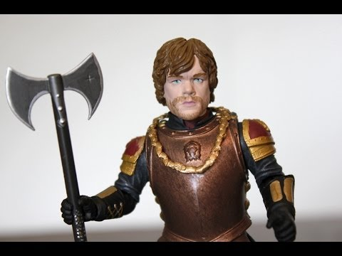 Tyrion Lannister Funko Game of Thrones Legacy Collection figure review