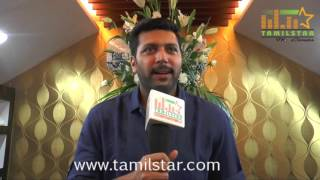 Jayam Ravi Inaugurates Toni And Guy Salon