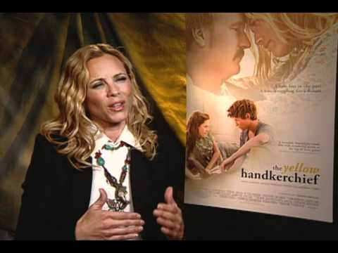 The Yellow Handkerchief - Exclusive: Maria Bello Interview