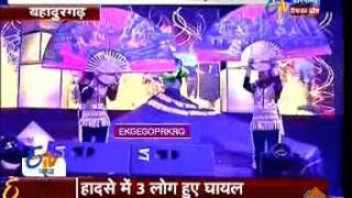 Club Heaven Inauguration   Omaxe City (Bahadurgarh)   ETV