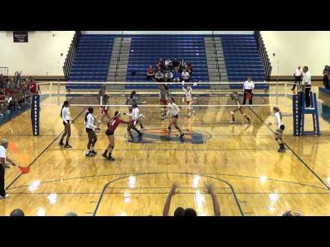 Bishop Hartley HIgh School vs. Dover (Regional Finals): Part 2 - 11/10/2013