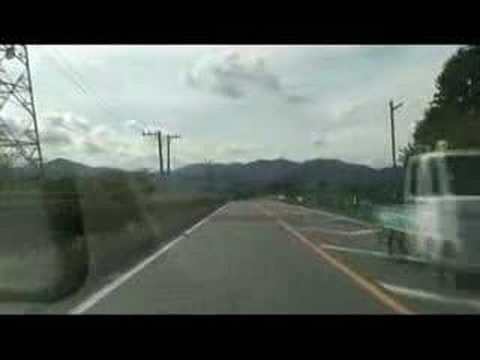 2006/09/28 1-1 福島県郡山市→福島市土湯