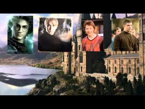 """Гарри Поттер """"Обо всех"""""""