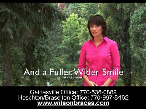 Damon System Braces from Dr. Ron Wilson a Georgia Orthodontist