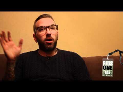Dallas Green City and Colour Interview - PLUSONE Video magazine