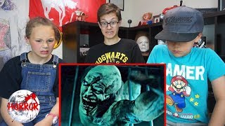 SCARY STORIES TO TELL IN THE DARK Trailer 2 REACTION