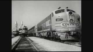 Atchison, Topeka and The Santa Fe - Henry Mancini - 1966