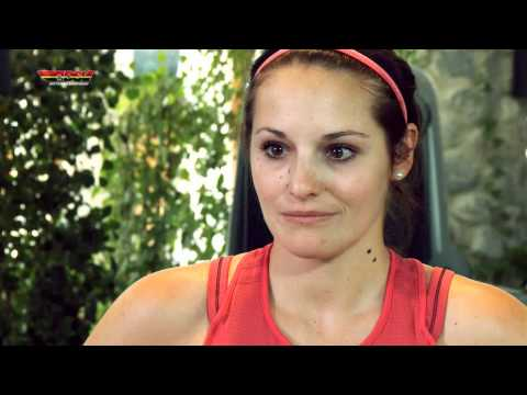 Alpin: Interview mit Christina Geiger (05.07.2012)