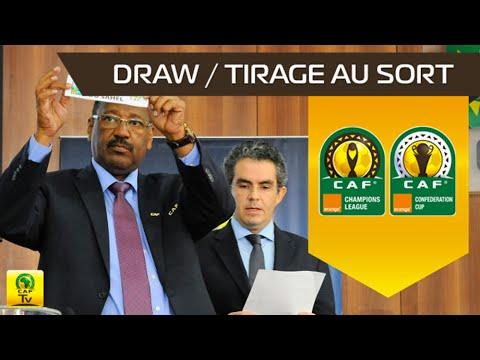 Draw for Orange CAF Champions League & Orange CAF Confederation Cup (Arabic)