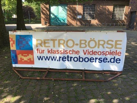23. Retro-Börse | Oberhausen | 26.05.2018 | Impressionen & Ausbeute | #Retroboerse