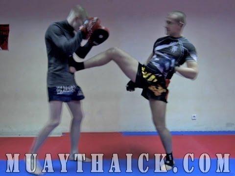 Тайский бокс Как научиться драться - Как остановить гопника в целях самообороны на улице