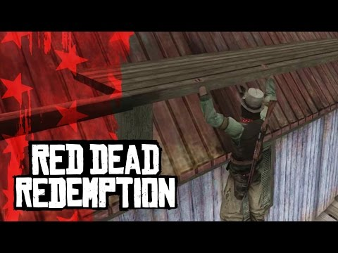 PARKOUR - Red Dead Redemption
