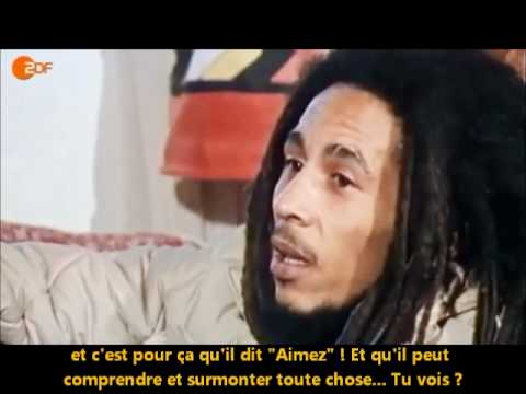 Bob Marley - Interview à Munich 1977 - VOSTFR