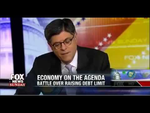 Jack Lew on Fox News Sunday Interview with Chris Wallace - July 28, 2013