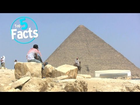 Top 5 Ancient Egyptian Facts
