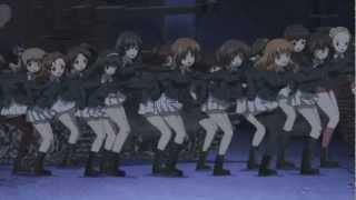 The Harlem Shake - Girl und Panzer Anime