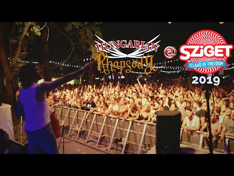Hungarian Rhapsody - Sziget 2019 - Medley